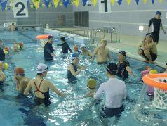 12.ジュニア水泳(メダカ)