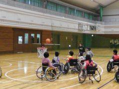 16.ジュニア車椅子バスケットボール