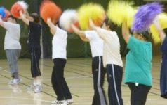 2.OSCDフィットネス(リズム体操)
